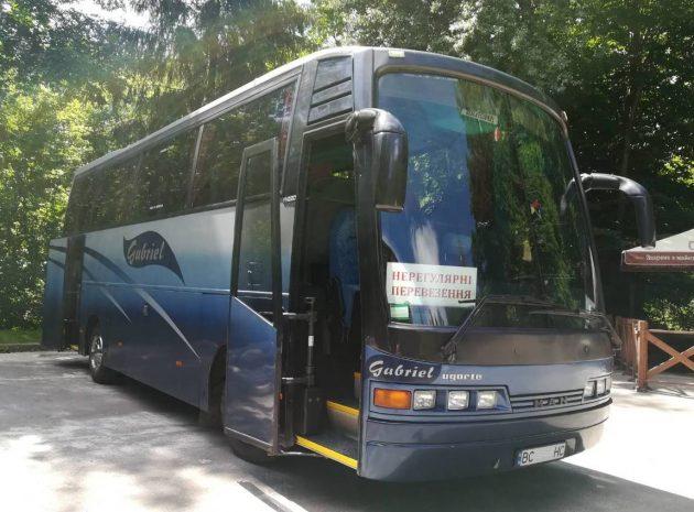 автобус Ман 1