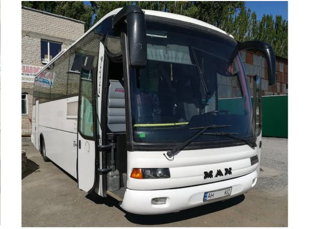 автобус Ман1