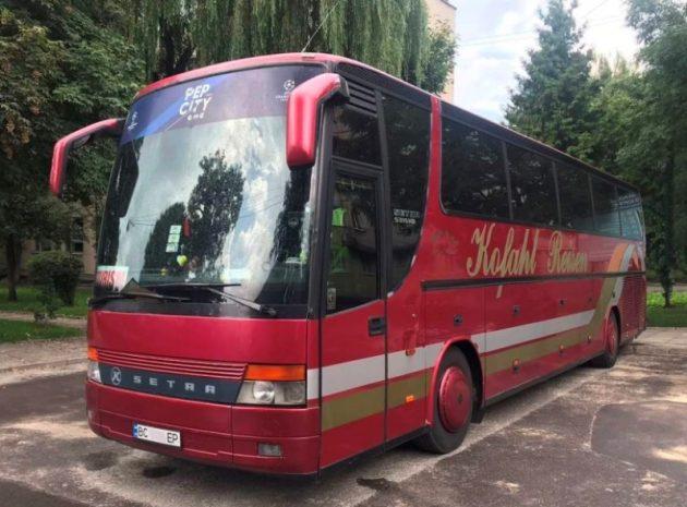 Замовити автобус для поїздки закордон зі Львова