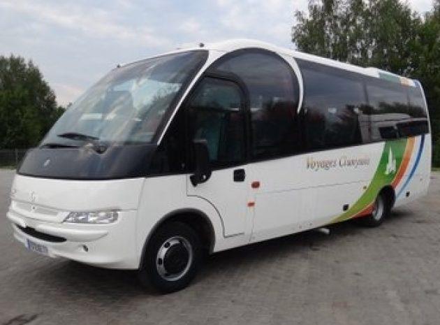 Туристичний автобус на 30 місць для екскурсій, трансферів