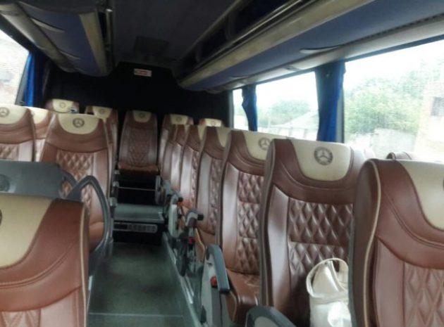 Красивий, новий автобус туристичної комплектації для обслуговування по Україні та Європі