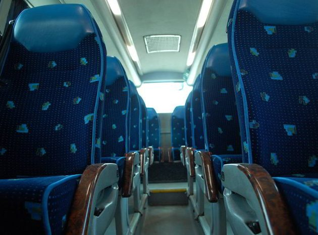 Автобус для перевезення 29 пасажирів по Львову та зі Львова