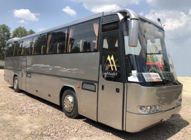 Замовити автобус Неоплан у Львові