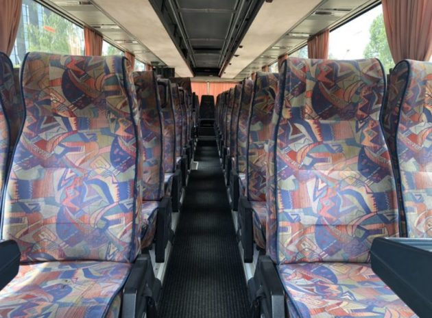Прокат автобуса на 49 місць
