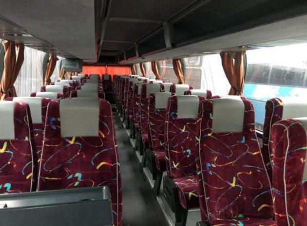 Neoplan 57 (салон)