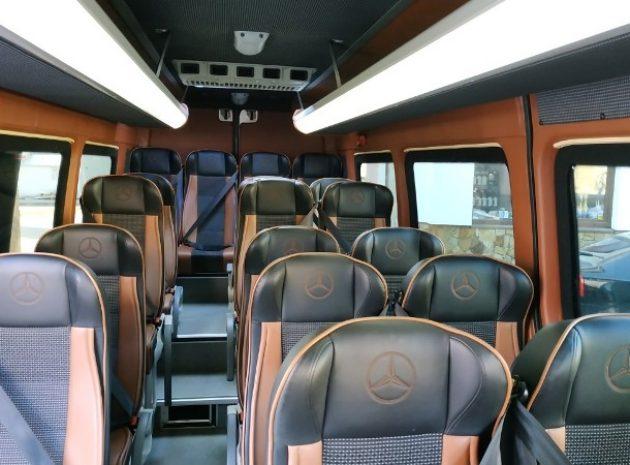 Заказать микроавтобус во Львове