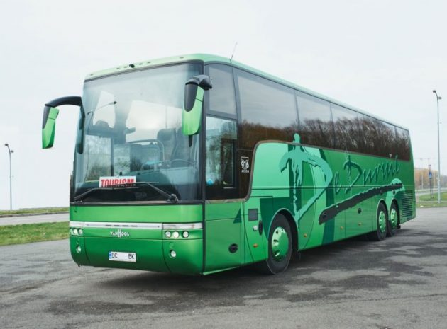 Аренда буса Львов, Пассажирские перевозки со Львова