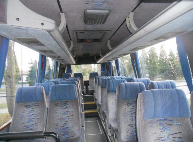 Заказ автобуса для туристів - комфортабельний салон, досвідчені водії, демократична ціна Львів