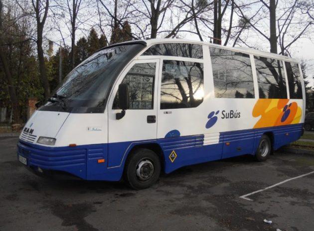 Прокат автобусів на 26 місць по місту Львову, трансфери в Карпати, Європу